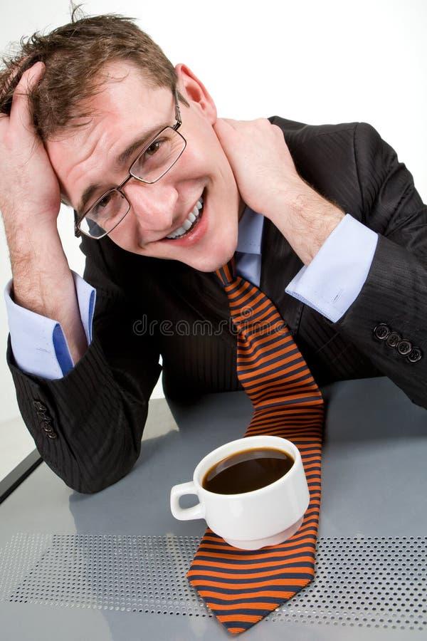 Caffeine royalty free stock image