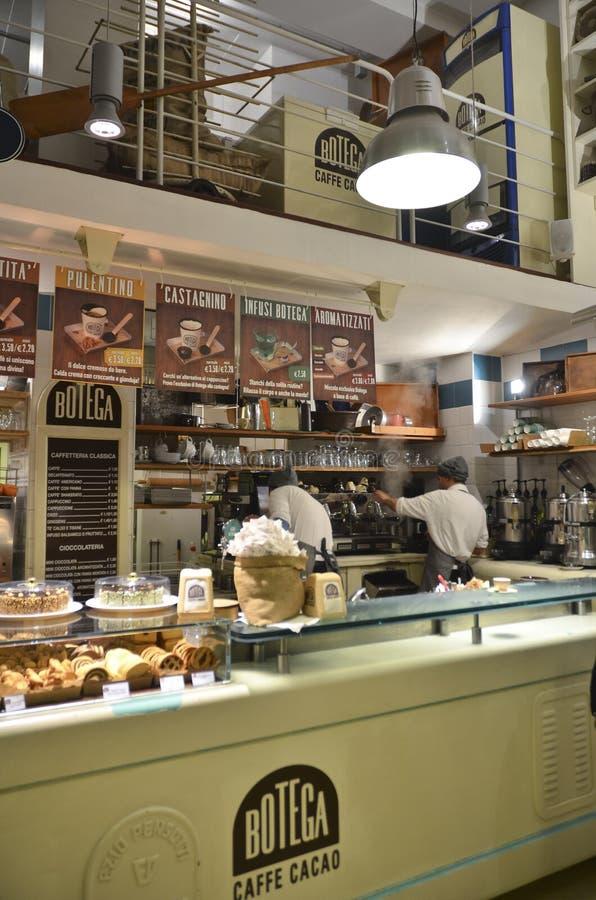 caffetteria italiana immagine editoriale immagine di