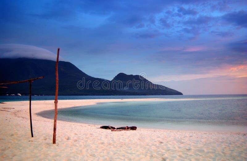 cagayan λευκό oro de island στοκ φωτογραφία με δικαίωμα ελεύθερης χρήσης