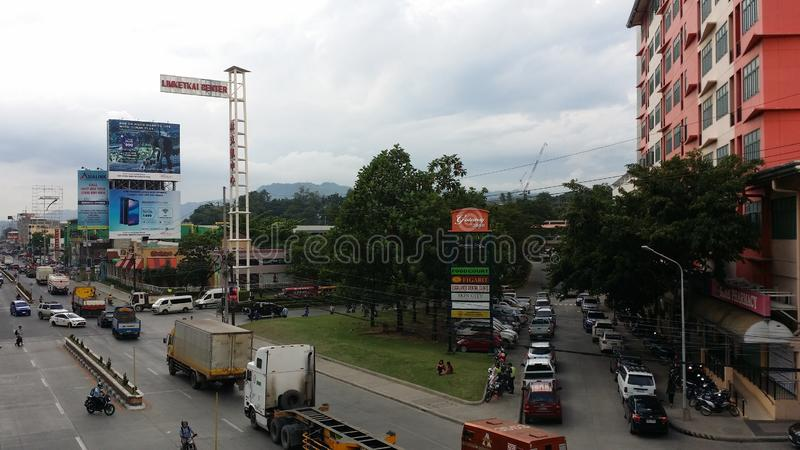 Cagayan DE oro, Misamis Oosterling, Mindanao, Filippijnen royalty-vrije stock fotografie