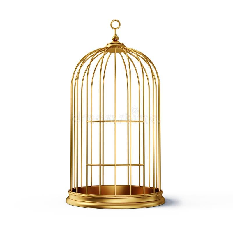 cage illustration libre de droits