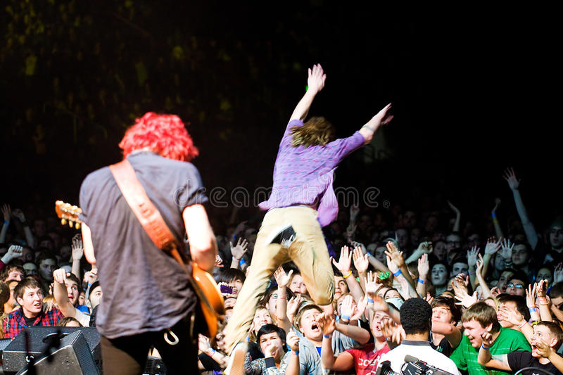 Cage the Elephant stock photos