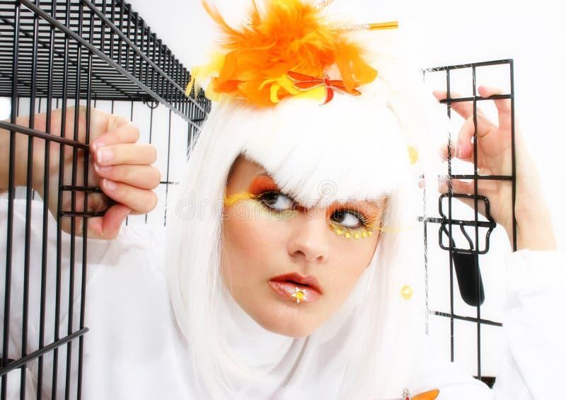caged στοκ φωτογραφίες με δικαίωμα ελεύθερης χρήσης