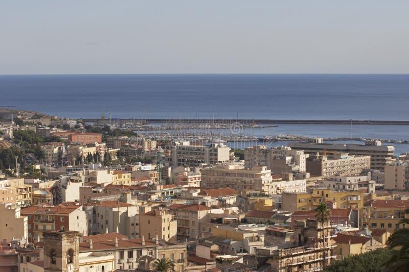 Cagliari image stock