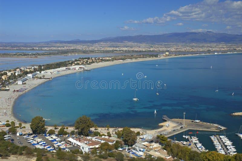 Download Cagliari in Sardinia stock image. Image of cagliari, italy - 22976031