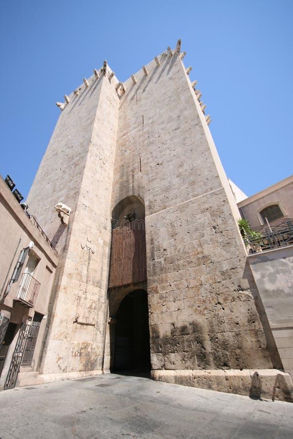 Cagliari (Sardinia - Italy) royalty free stock photography