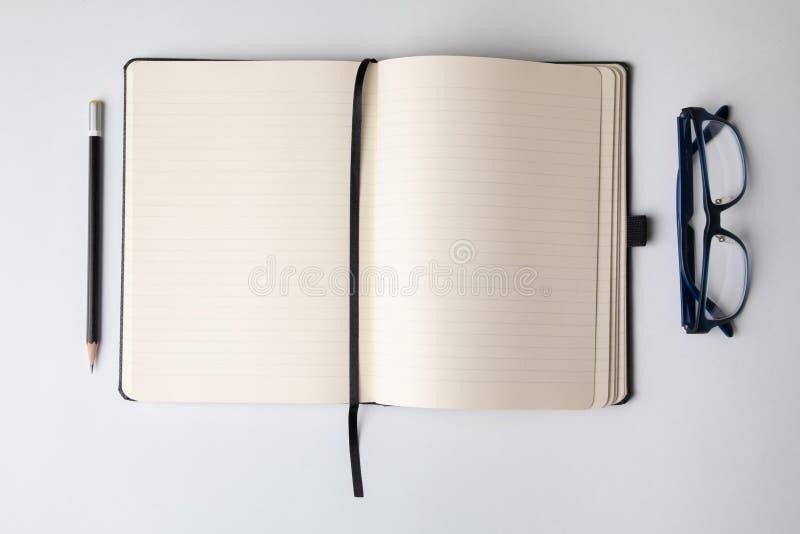 Cahier classique photo libre de droits