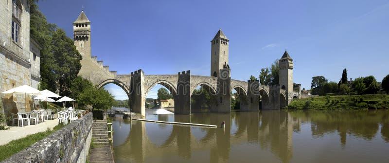 Cahors - Lot - Frankreich lizenzfreie stockfotografie