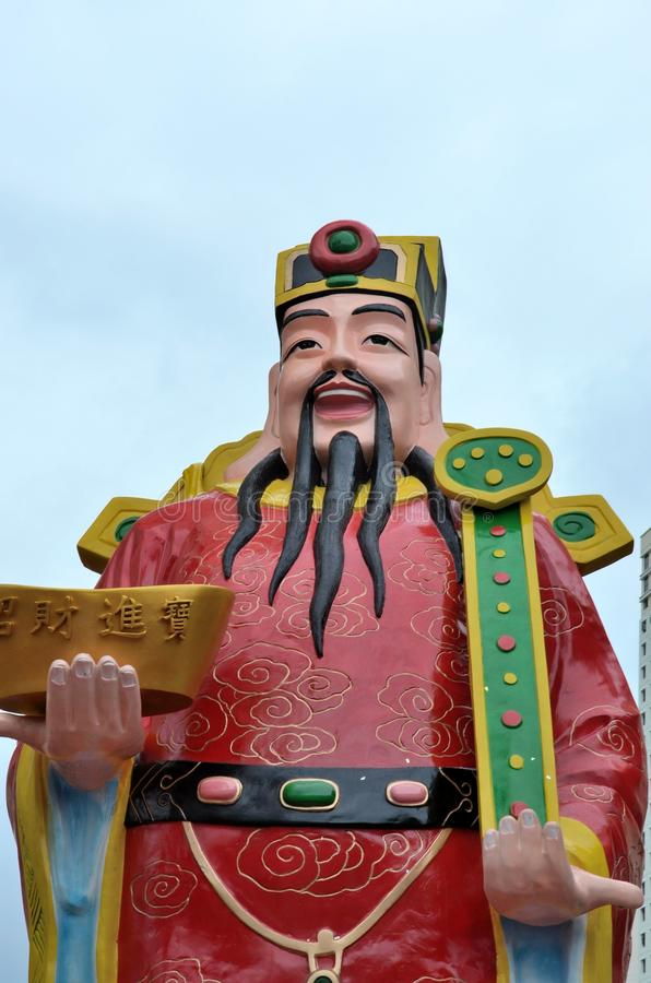 Download Cai Shen: Chinese God Of Prosperity Stock Photos - Image: 28930853