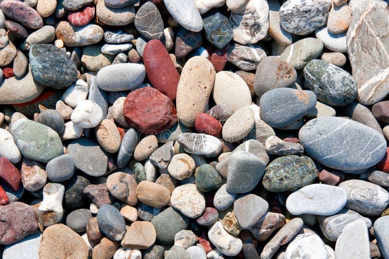 Cailloux en pierre photographie stock libre de droits
