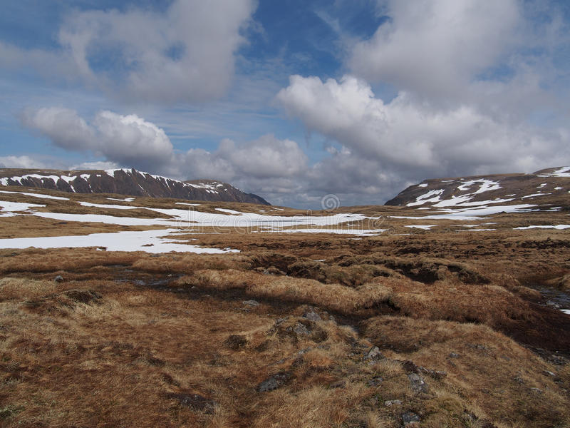 Download Cainrgorms Plateau, South Of Braeriach, Scotland In Spring Stock Image - Image: 32184033