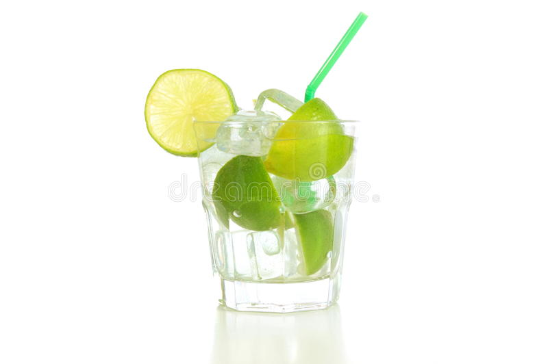 Download Caipirinha cocktail stock image. Image of drop, isolated - 10054929