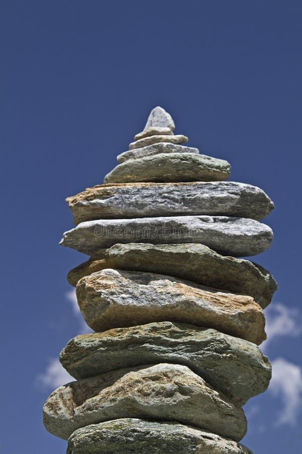 Download Cairn stock image. Image of granite, patience, yoga, rock - 22102035