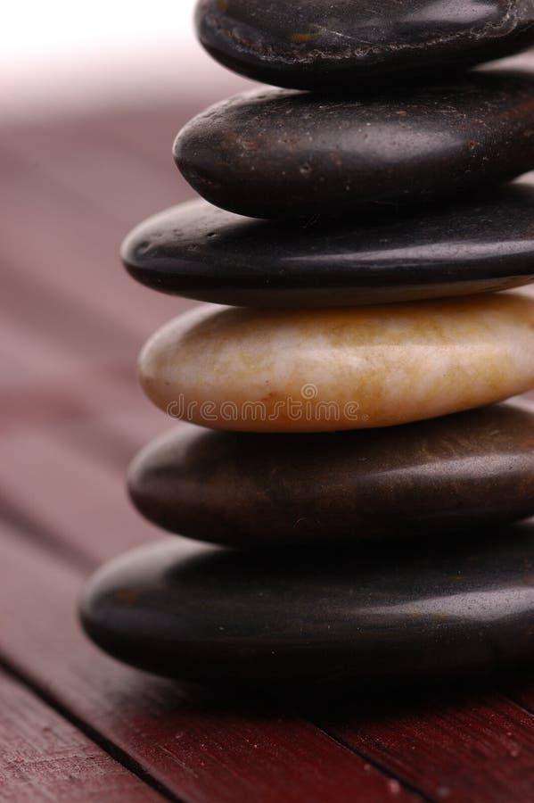 Cairn en pierre photographie stock libre de droits