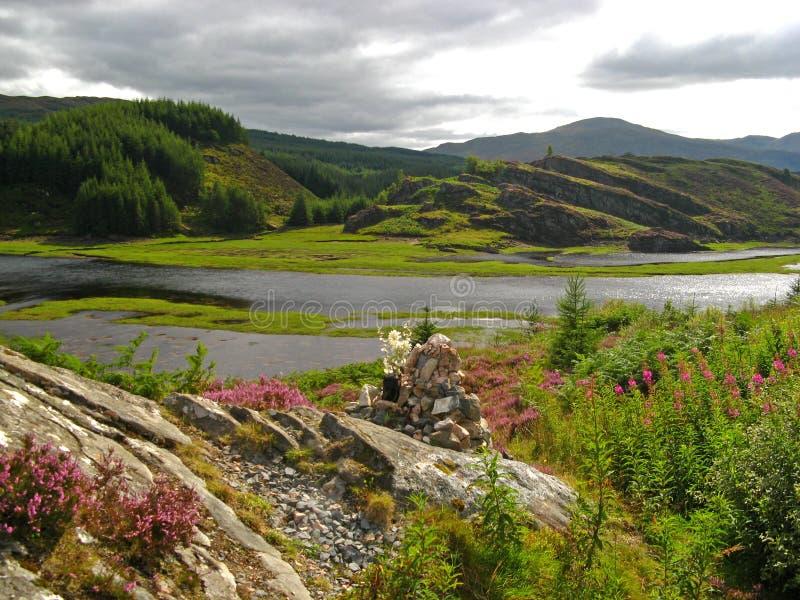 Cairngorm Nationalpark 02 lizenzfreies stockbild