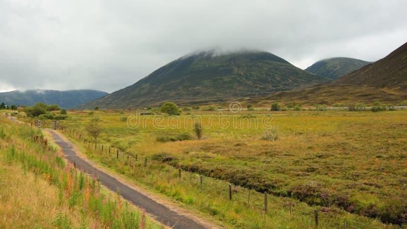 Cairngorms Σκωτία στοκ φωτογραφία