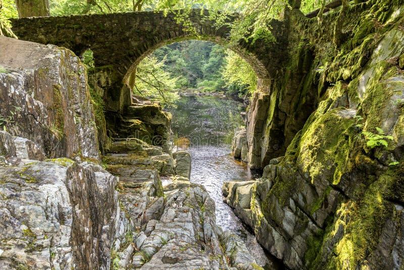 Cairngorms foto de stock