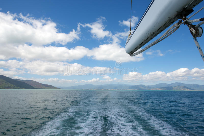 Cairns Coast royalty free stock images