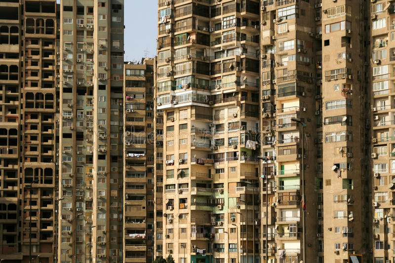 Download Cairo stock image. Image of property, high, rise, egypt - 27344109