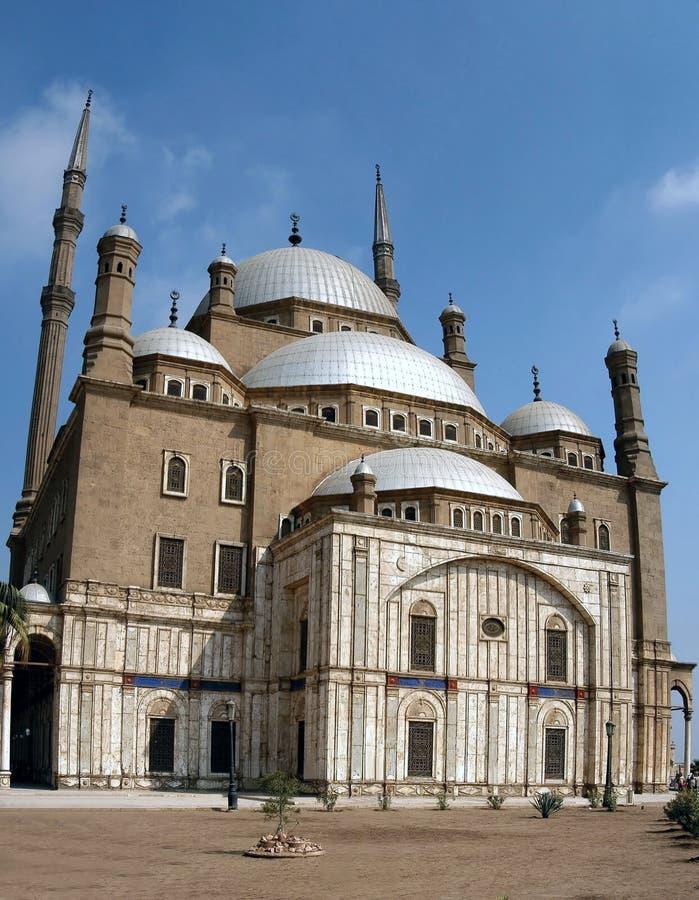 Download Cairo citadelle s arkivfoto. Bild av förorening, religion - 36750