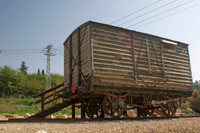 Download Cairo Damascus Old Train Line Royalty Free Stock Images - Image: 12433509