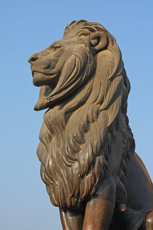 Free Cairo Lion Guard Kasr El Nil Bridge Royalty Free Stock Photos - 15193848
