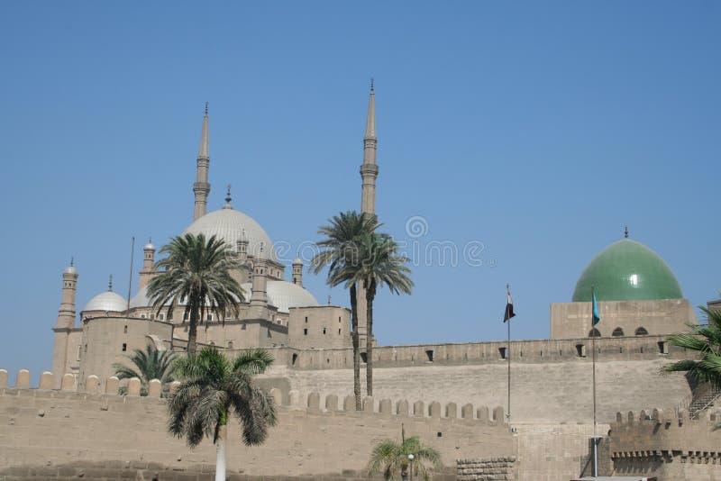 cairo moské arkivbilder