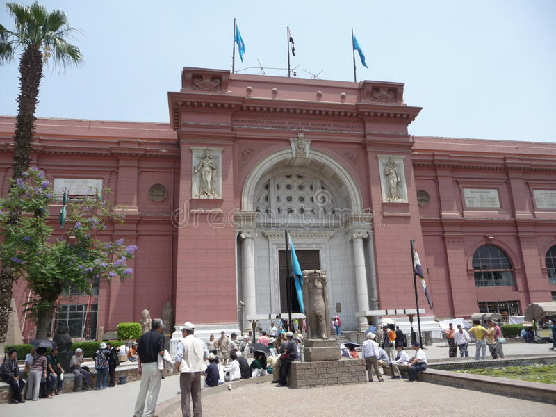 Download Cairo Museum editorial image. Image of buildings, giza - 37974220