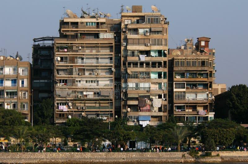 Download Cairo Skyscrapers stock photo. Image of building, block - 505470
