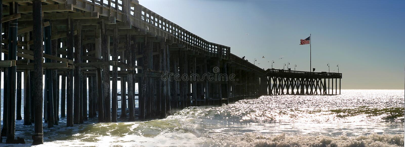 Cais de Ventura (12) imagem de stock