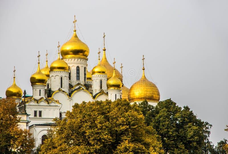 Cais do Kremlin em Moscou fotografia de stock royalty free