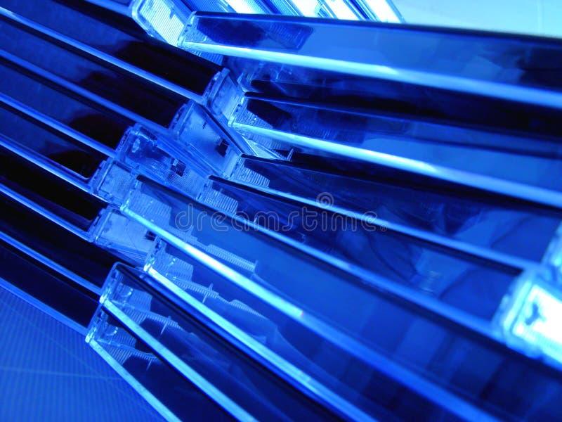 Caisse CD photo libre de droits