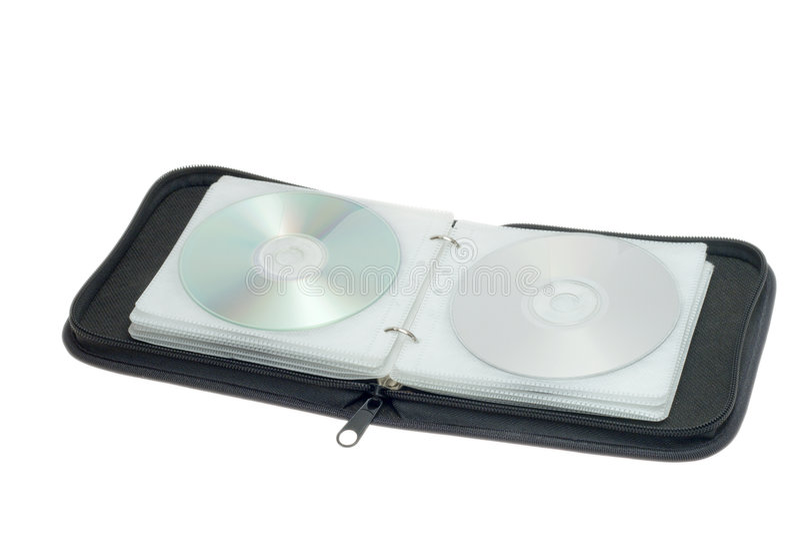 Caisse CD photos stock