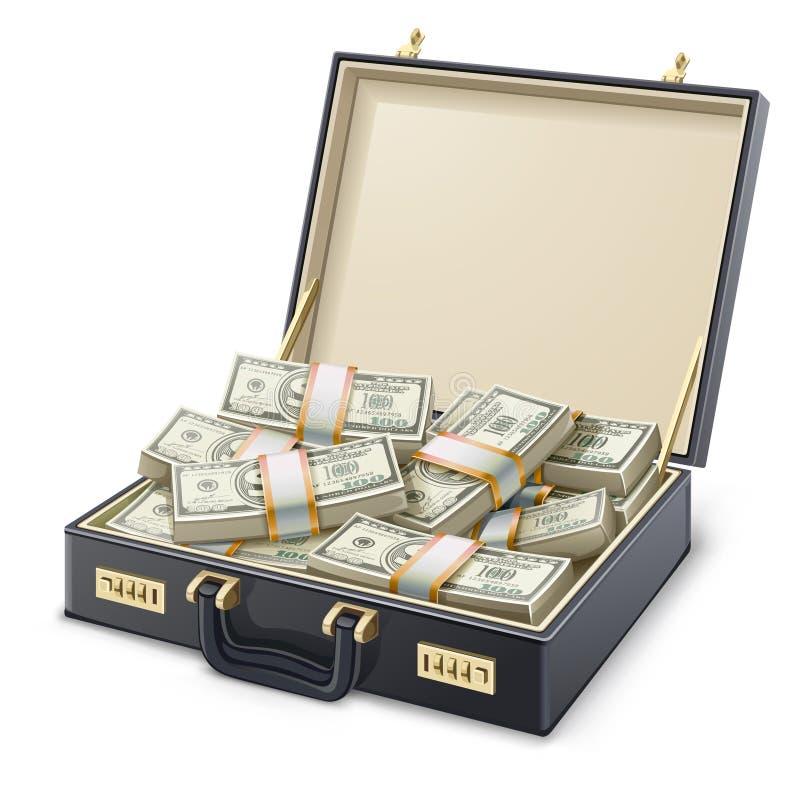 Download Caisse Complètement D'argent Illustration de Vecteur - Illustration du isométrique, banking: 45371616