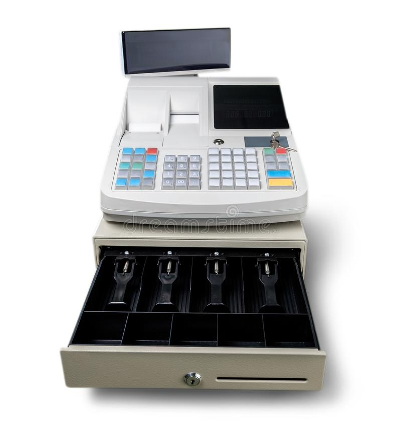 Caisse comptable images stock