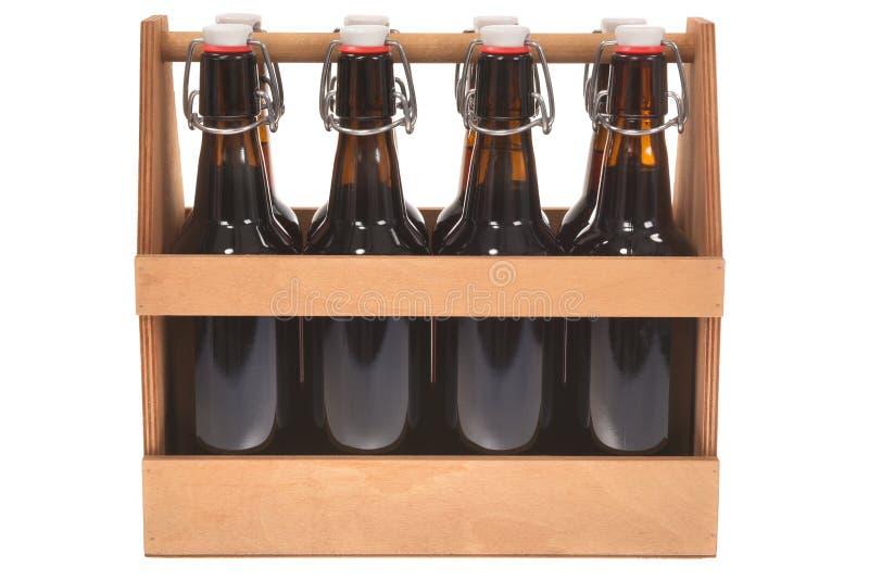 Caisse de bière photos stock
