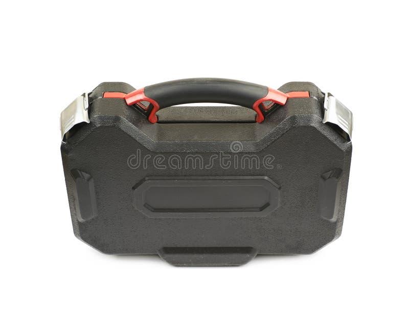 Caisse noire de boîte à outils d'isolement image libre de droits