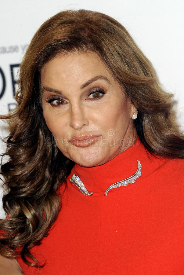 Caitlyn Jenner image stock