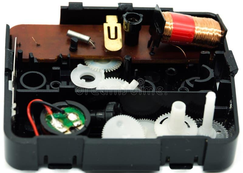 Caixa das peças misturadas do pulso de disparo imagem de stock