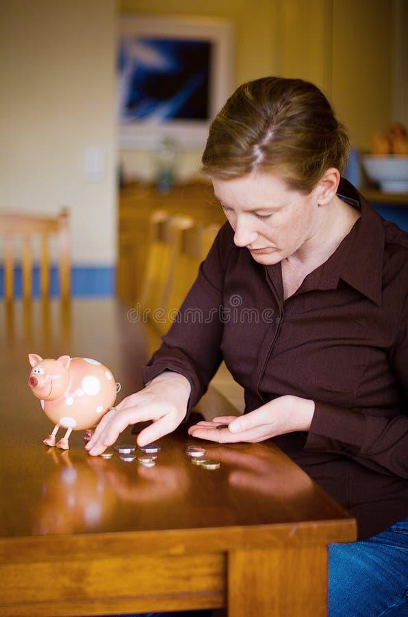 Caixa de dinheiro fotos de stock