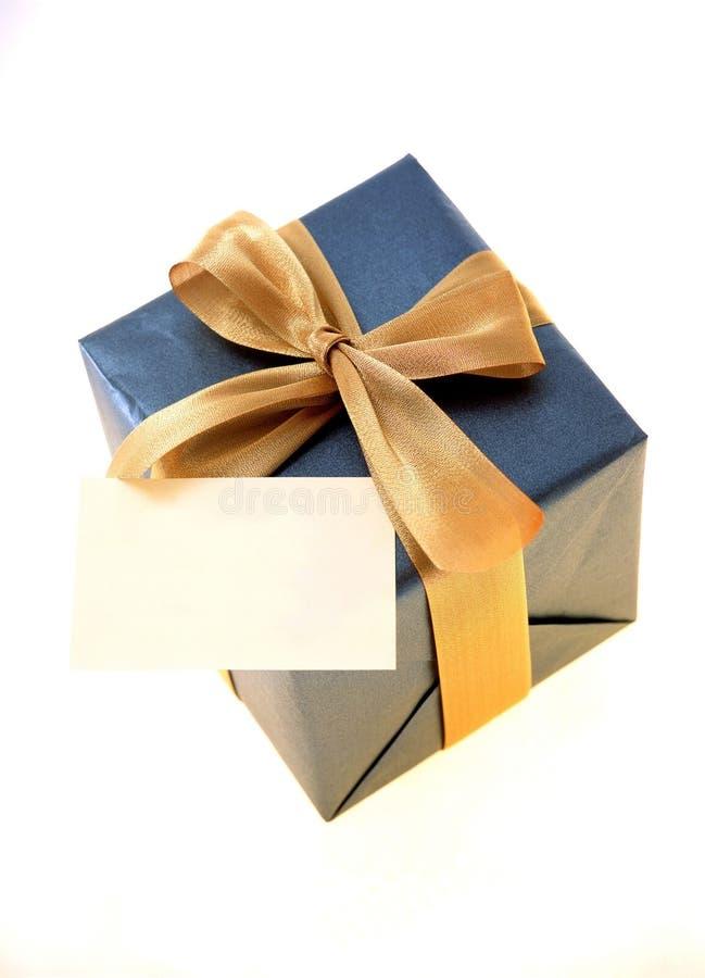 Download Caixa de presente imagem de stock. Imagem de papel, decoração - 108365