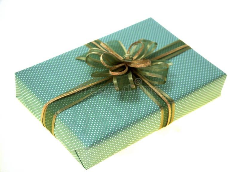 Download Caixa de presente foto de stock. Imagem de decoração, fita - 108378