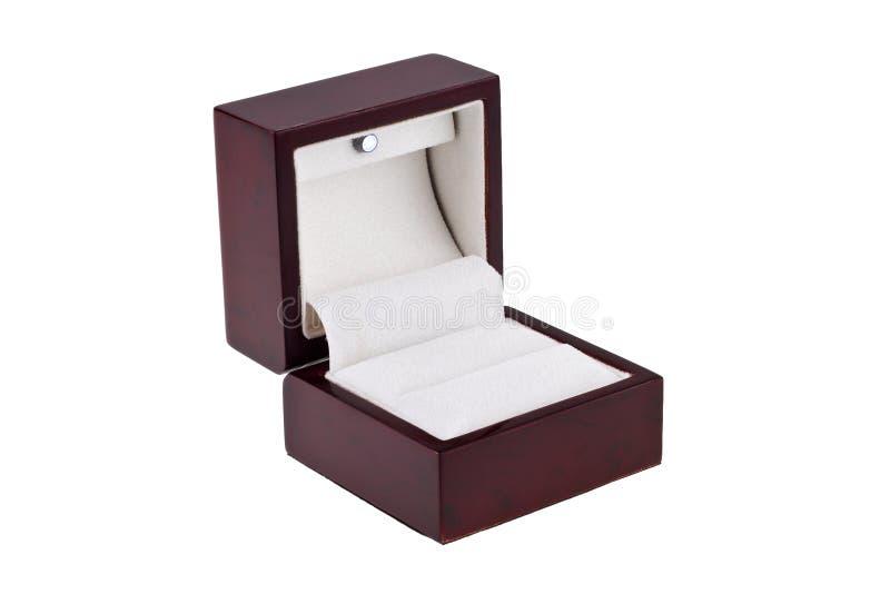 Caixa de presente luxuosa fotografia de stock royalty free