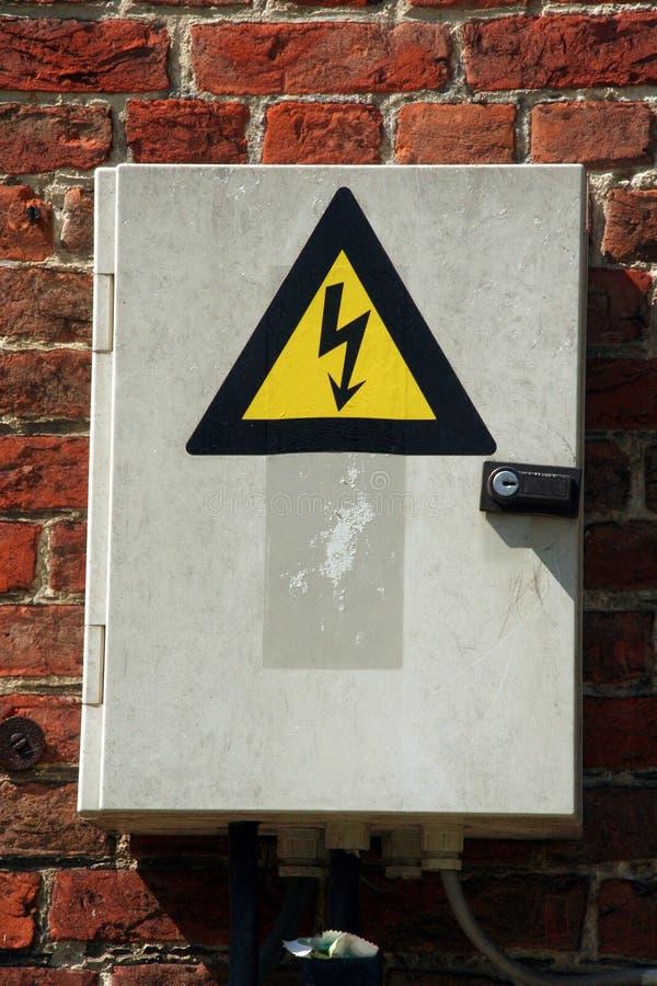 Download Caixa do fusível imagem de stock. Imagem de elétrico, etiqueta - 109233