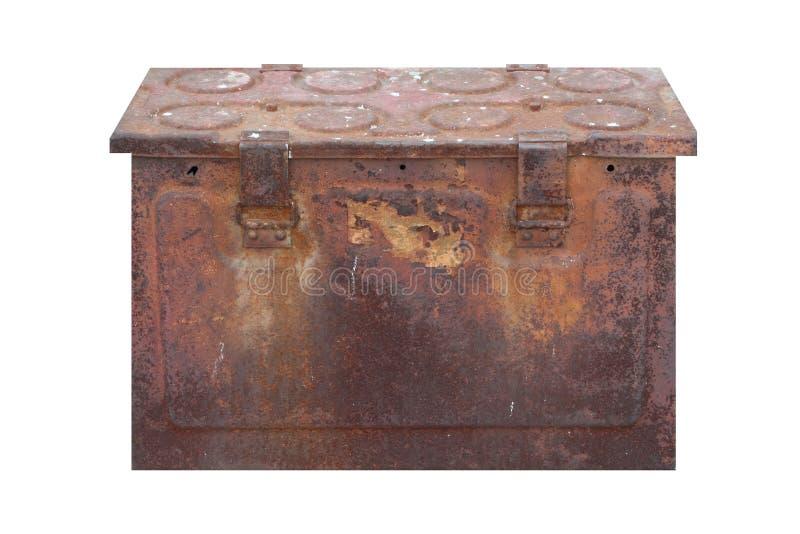 Caixa do tesouro foto de stock royalty free
