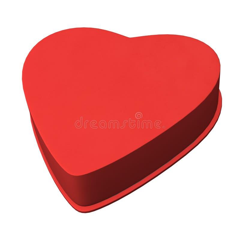 Download Caixa do Valentim ilustração stock. Ilustração de gráficos - 12806091