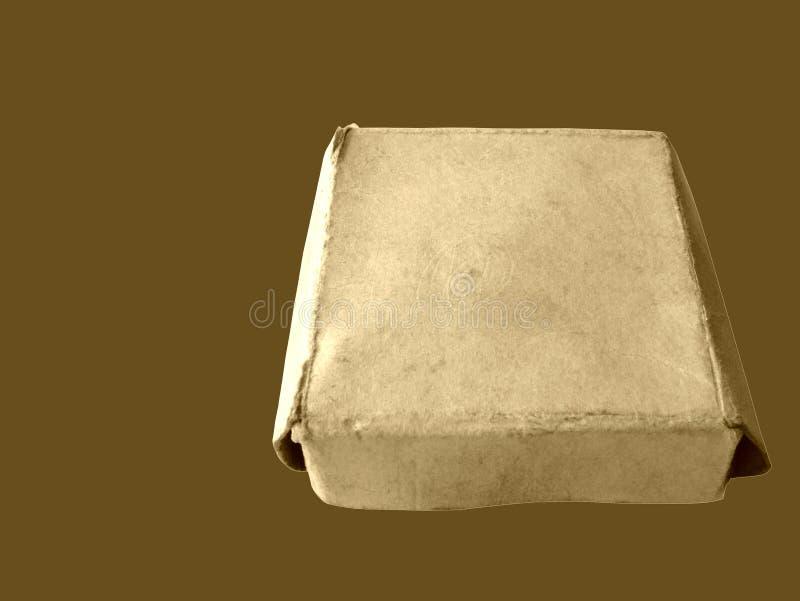 Download Caixa isolada imagem de stock. Imagem de exposição, cartão - 104191