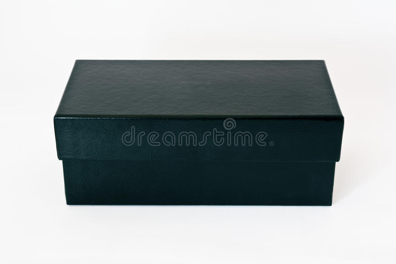 Caixa negra imagens de stock