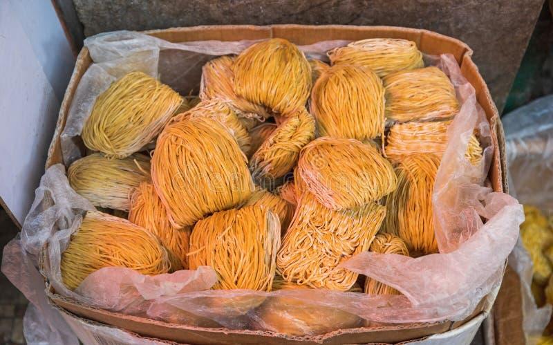 Caixa Noodles fotos de stock