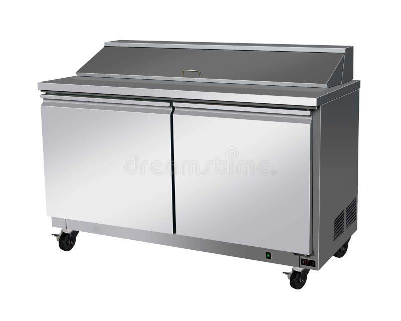 Caixa profissional do refrigeration